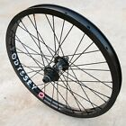 ODYSSEY BMX BIKE ANTIGRAM REAR CASSETTE BICYCLE BLACK WHEEL HAZARD LITE