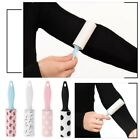 Clothes Coat Sticky Lint Roller Dog Pet Hair Remover Cleaning Device 30 sheets