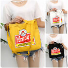 Women Girls Canvas Shoulder Bookbags School Travel Handbag Bag Rucksack lot