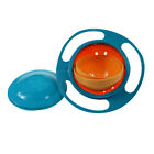 Внешний вид - Baby Anti Spill Bowl 360 Rotate Universal Gyro Gravity Kids Feeding Training Cup