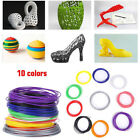 20/10 Colors 1.75mm Printing Filament PCL Modeling For 3D Printer Pen Drawing