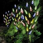 3pk Stylish 60 LED Solar Powered Branch Lights Garden Outdoor Decoration