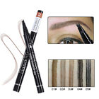Внешний вид - Women Waterproof Eyebrow Tattoo Pen Fork Tip Brow Enhancer Stencil Makeup Pretty