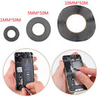 Long 50m Black Double Side Tape Adhesive Sticky Glue for Mobile Phone LCD Screen