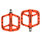 RockBros Mountain Bike Pedals Widen Nylon Fiber Bicycle Bearing Platform Pedals