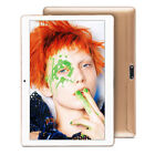 New 10.1'' Tablet  Android 6.0 Octa Core 4+64GB 10 Inch HD WIFI 4G Phablet