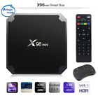 X96 Mini 8G 16G Amlogic S905W Quad Core 4K WIFI Smart TV Box Player Android 7.1