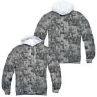 Elvis Presley TCB Crowd Allover Licensed Sublimation Adult Pullover Hoodie Shirt