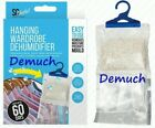 Damp Trap HANGING WARDROBE DEHUMIDIFIER Stop Mould Moisture Mildew Remover Home
