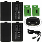 Lot4 For Xbox One Play and Charge Kit Rechargeable Battery Pack