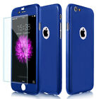 Hybrid Shockproof 360 Luxury Ultra Thin Case Cover Apple iPhone 6/ 7/ 8 Plus/ 10
