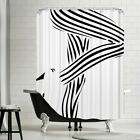 Mercer41 Lage Woman 1 Shower Curtain