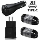 For HP Phones OEM Adaptive Fast Car+Home Adapter & 2 Type_C Cables