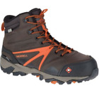 Merrell Trailwork Mid CT Hiking/Work Boots Waterproof - Comp. Safety Toe J15729