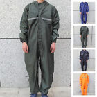 Black Motorcycle Rain Suit Raincoat Overalls Waterproof Men Fashion Work Outdoor $20.99 USD on eBay