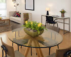 Fab Glass and Mirror Tempered Table Top