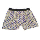 Mens Boxers Shorts Funny Cartoon Design Mens Underwear Trunks Briefs