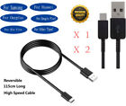 Wholesale Black Type C Cable Fast Rapid Charge USB-C Power Sync Cord Charger Hot