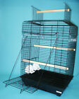 YML Open Play Top Small Parrot Bird Cage
