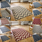 New Black Grey Silver Red Small Extra Large Trellis Floor Rug Mat Runner at Cost