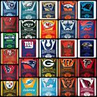 "NFL Printed Fleece Throw Lightweight Soft bedding Bed Blanket 50"" x 60"" Size NEW on eBay"