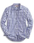 Goodthreads Men's Slim-Fit Long-Sleeve Checked Shi - Choose