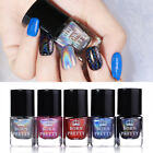 6ml BORN PRETTY Holographic Nail Stamping Polish  Varnish For Stamping