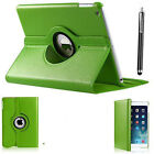 New iPad 360 Rotating Stand Case Cover Fits Apple iPad 6th Generation 2018 9.7