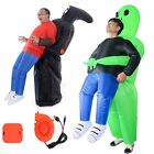 Halloween Fancy Dress Alien Ghost Horror Inflatable Adult Co