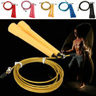Adjustable Ultra Speed Jump Rope Skipping Fitness Exercise Cardio Crossfit Sport