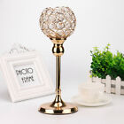 Crystal Wedding Party Event Table Tealight Votive Candle Holder Candlestick US