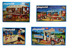 Playmobil Roncalli Circus Oltimer Tractor Caravan Artists Acrobats Cafe for sale  Shipping to United Kingdom