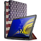 For Samsung Galaxy Tab S4 Stand Case with Pencil Holder Smart Cover 5 Colors
