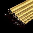 Round Brass Tube Copper Pipe OD 2/3/6/8mm For Pipeline Model Making Engineering