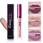 Liquid Lipstick Matte Metallic Shimmer Lip Care Gloss Moisturizer Cosmetic Tool