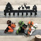 Halloween Decoration Props Novelty Small Hanging Doll Pendant For Door Wall GA