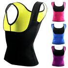 Kyпить Women Sweat Sauna Body Shaper Slimming Vest Thermo Neoprene Waist Trainer Hot на еВаy.соm