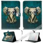 "Universal Case 7""inch Tablet Accessories Folio Stand Flip Leather Case Cover NEW"