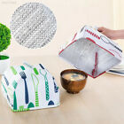 482B Storage Aluminum Foil Food Cover Case Foldable Heat Preservation Insulation