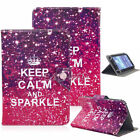 """PU Leather Stand Cover Case For Barnes & Noble NOOK 7"""" 9"""" Tablet + STYLU"""