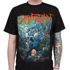 Authentic SUFFOCATION Effigy Death Metal T-Shirt S-3XL NEW image