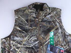 Under Armour Hyper Dry UA Storm 2 Water Resistant Realtree Camo Hunting Vest NWT