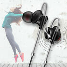 Magnet Wired Sports Earphones Earbuds Headset In Ear Headphones with Microphone