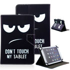 "10"" Cool Eye Leather Case Cover For 9.7"" 10"" 10.1"" Inch Android Universal Tablet"
