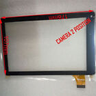 "Touch Screen Digitizer Glass For 7 Inch RJ916-FPC-V1.0 CLV70136A 7"" In Tablet PC"