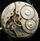 ORIGINAL pocket watch HOWARD 16 SIZE movement all parts  - Choose From List image