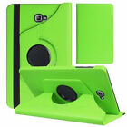 """360 Rotation Leather Stand Case Cover Samsung Galaxy Tab A 7"""" 9.7"""" 10.1"""" 4/3/2 E"""