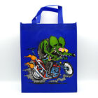 Double-Sided Rat Fink 5 Colors Big Daddy Shopping Ed Roth Vintage Reusable Bags