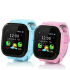 NEW Smart Watch Bluetooth GPS GSM Locator Tracker SOS Call Anti-lost Children UK