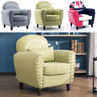 UK Flage Letter Printed Tub Chair/Armchair Seating for Dining Living Room Lounge
